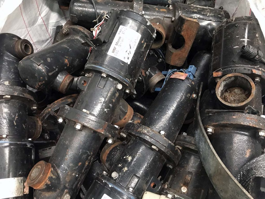 Why Are Recycling Scrap Car Parts Important